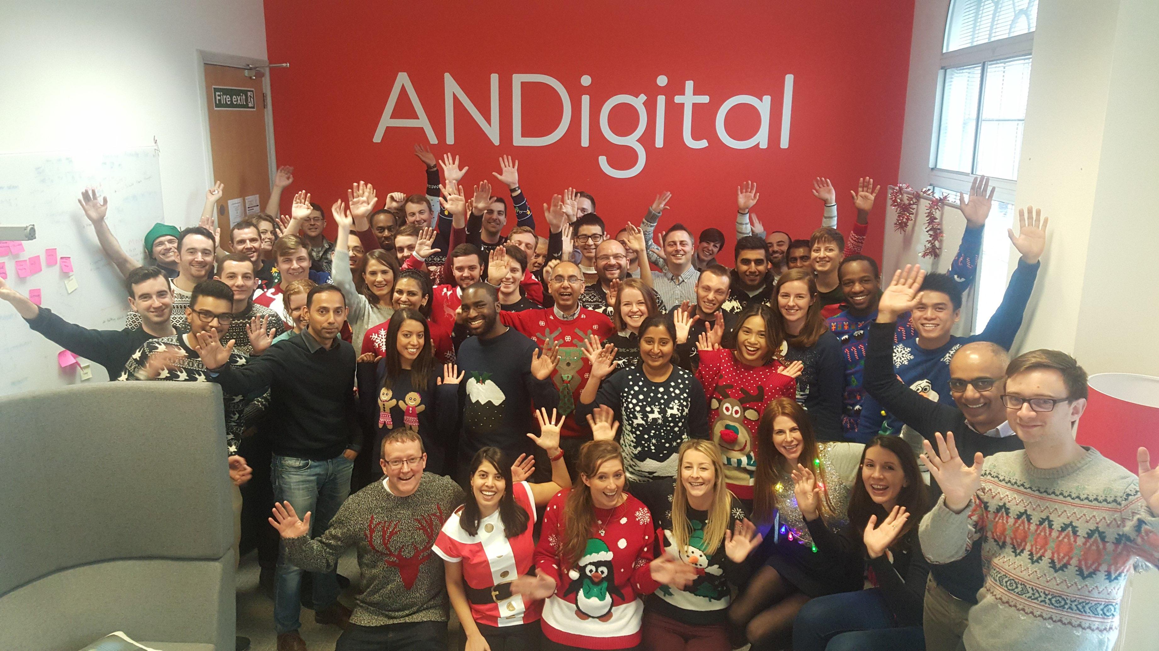 "The ""12 Perks"" of AND Digital Christmas!"