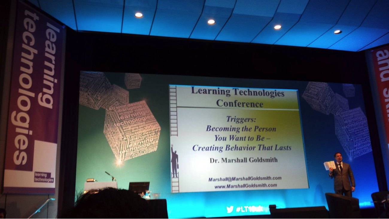 Learning from the best at the the Learning Tech Conference