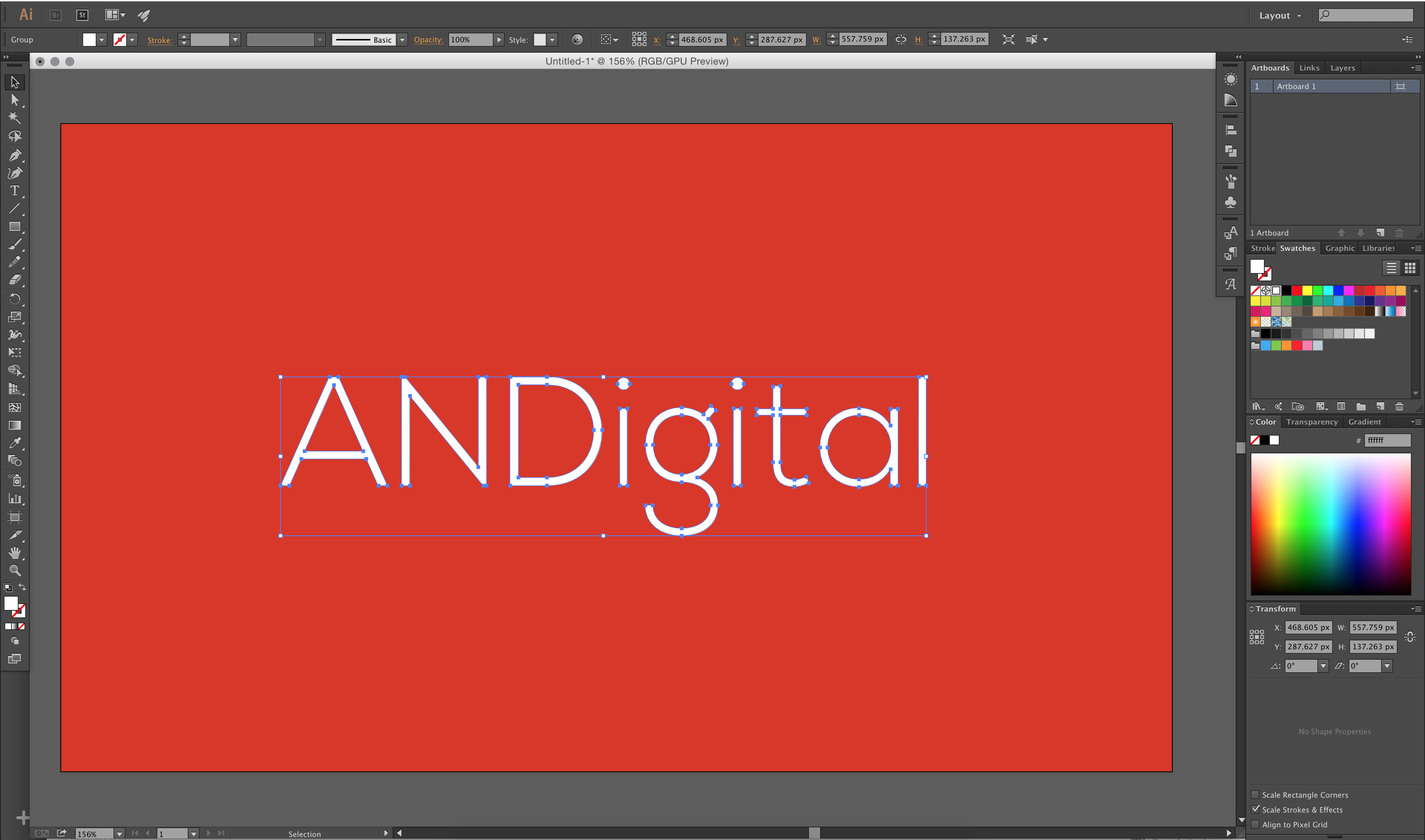 Learning at Work Week #3 – Five cool things to try with Adobe Illustrator