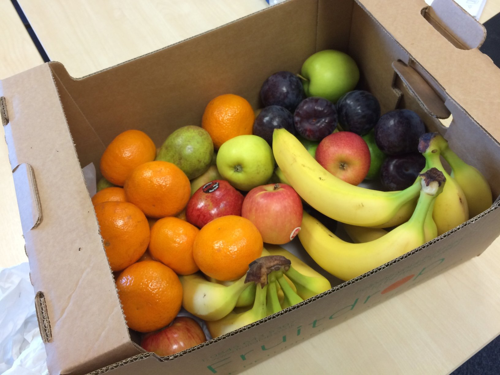 Through the Keyhole #22: Fresh fruit for fresh thinking