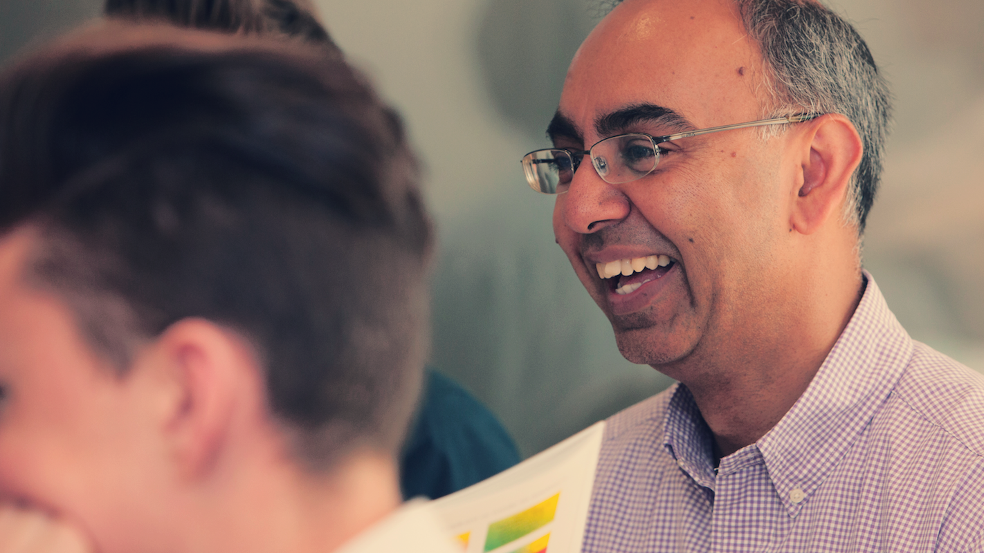 Guest Blog –   'Founders 101' ANDchat meetup with AND Digital CEO Paramjit Uppal