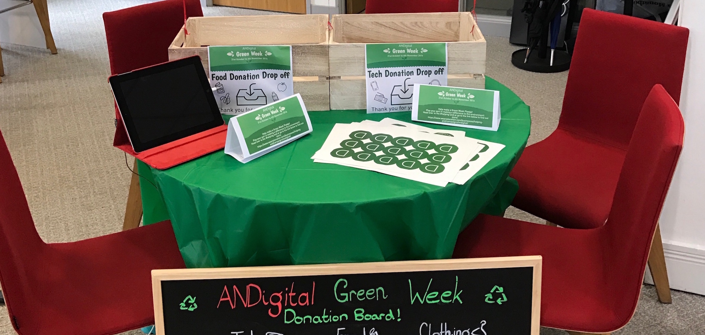 Green Week Monday – A pledge worth keeping