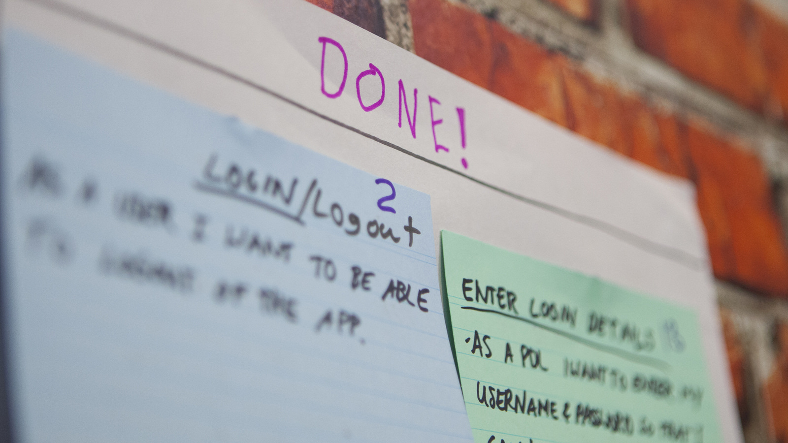 Scrum Board Awesomeness – Part One!