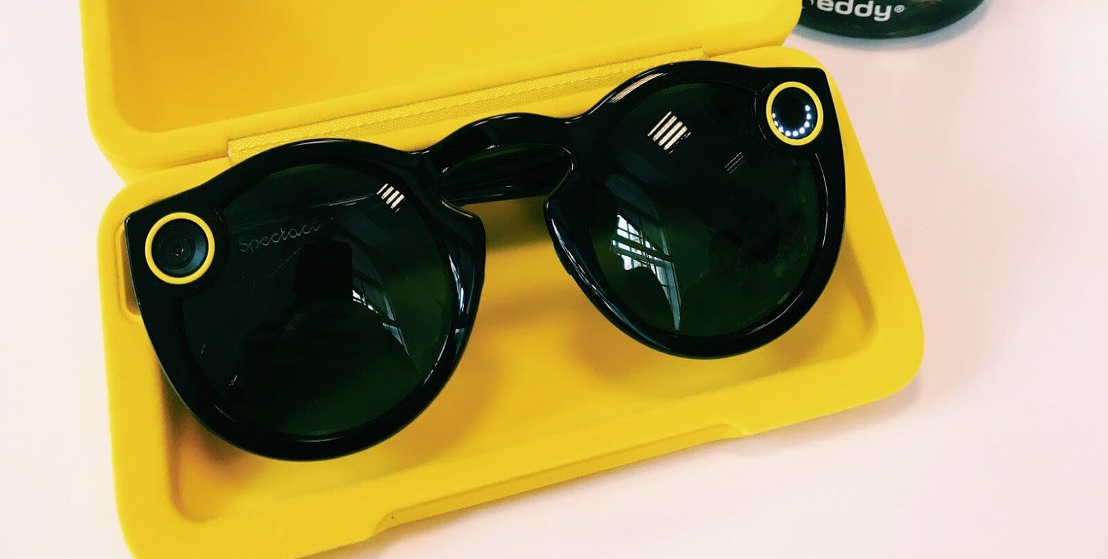 Tech Week: Unboxing the Snap Spectacles