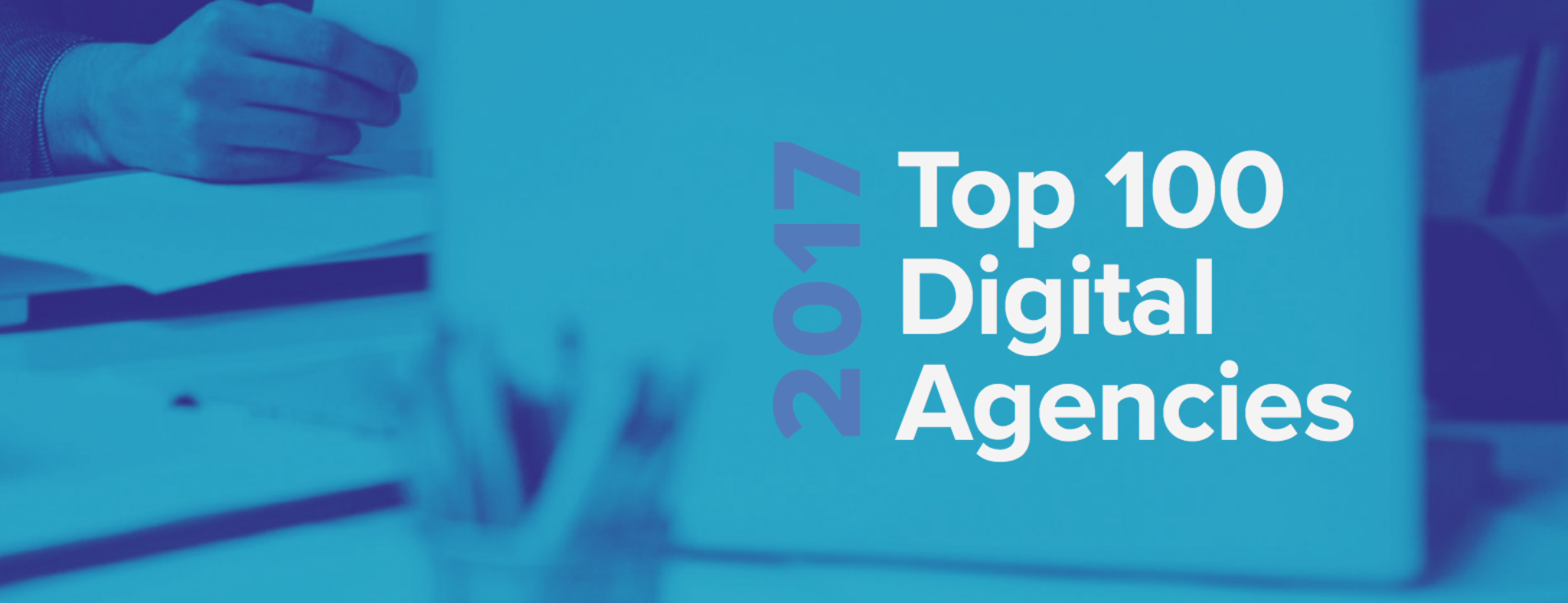 AND Digital are 36th Top UK Digital Agency on Econsultancy Top 100 List
