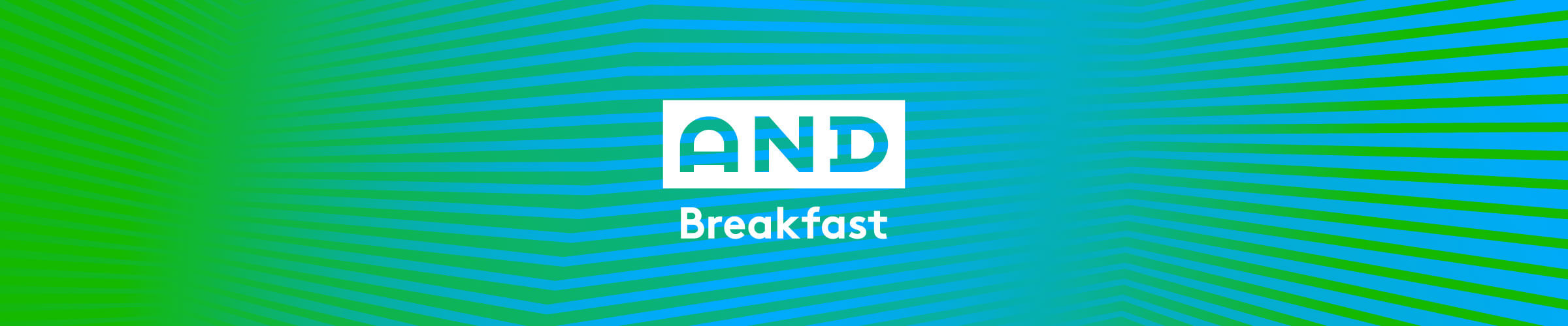 AND Breakfast: Legacy Debt: Assessing Your Organisation's Adaptability with Brad Power (Manchester Edition)
