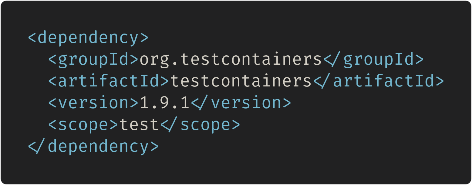 AND Digital » How to use Testcontainers for hassle-free integration
