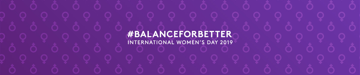 Celebrating #BalanceforBetter At AND For International Women's Day