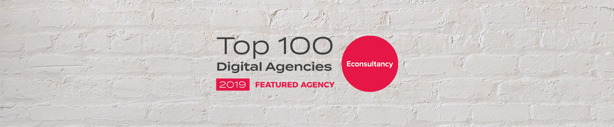 AND Digital Places 23rd In eConsultancy's Top 100 Digital Agencies Report